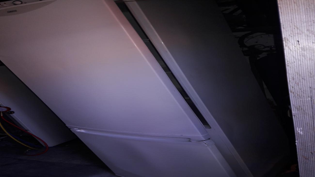 Двух-компрессорный холодильник