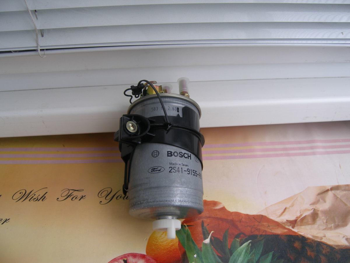 1 355 242 паливний фільтр з кронштейном Ford Connect Original