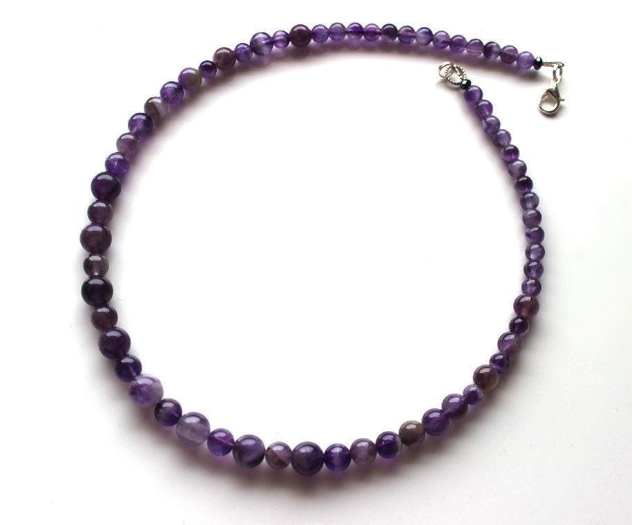 Аметистовое ожерелье 3d847846e64f8