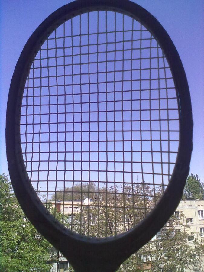 Теннисная ракетка (Москва (405))