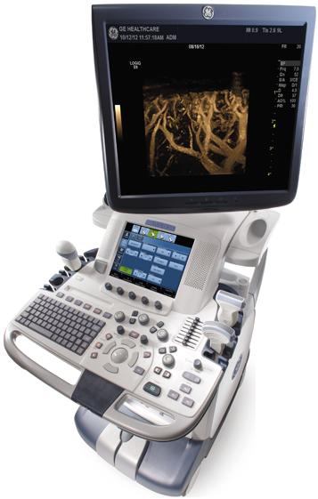 Узи (узд) сканер Ge Logiq E9