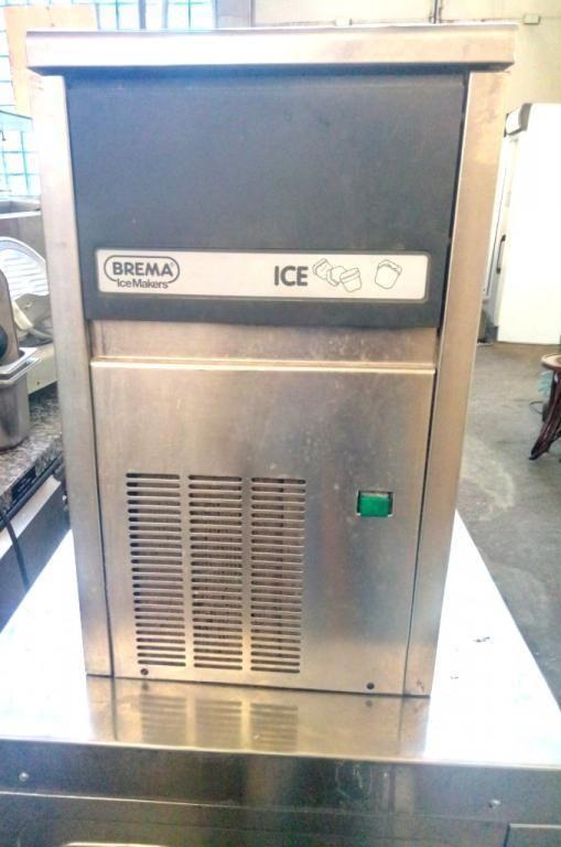 Льдогенератор бу Brema CB 184. Распродажа льдогенераторов.