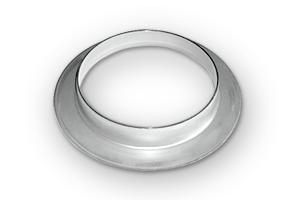Кольцо нержавеющее с отбортовкой