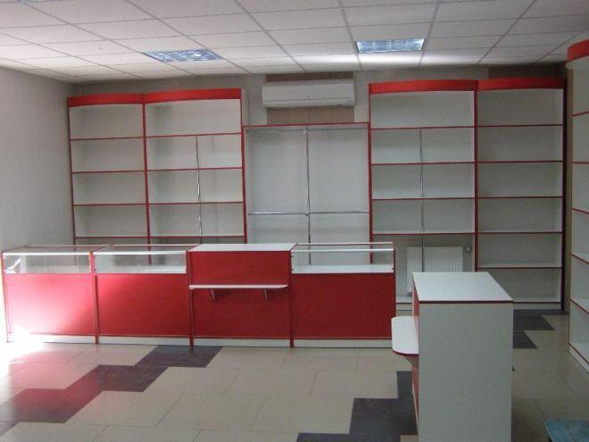 Изготовление торгового оборудования, торговой мебели  в г.Полтава
