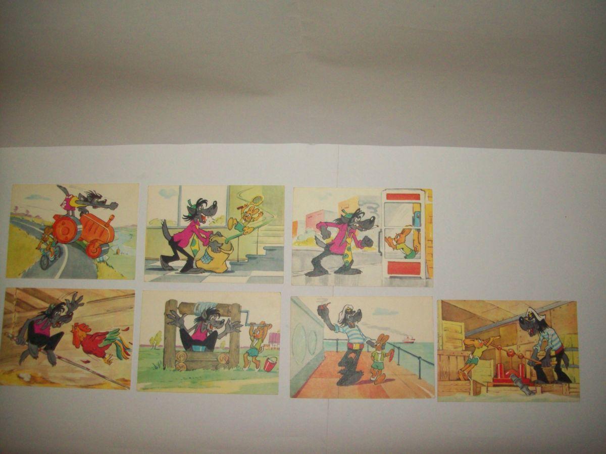 Открытки радоницей, ну погоди открытки 12 штук