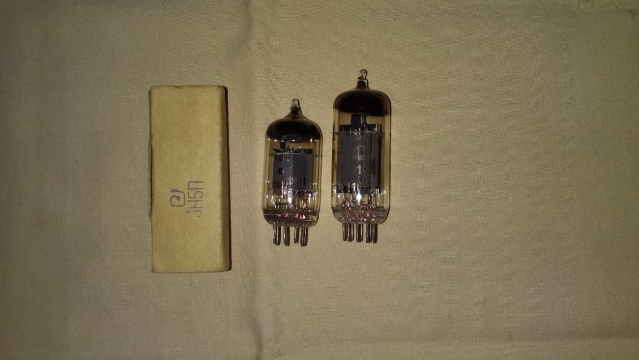 Лампа 6Н5П.