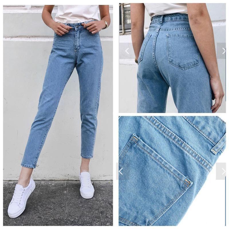 Картинки по запросу джинсы мом