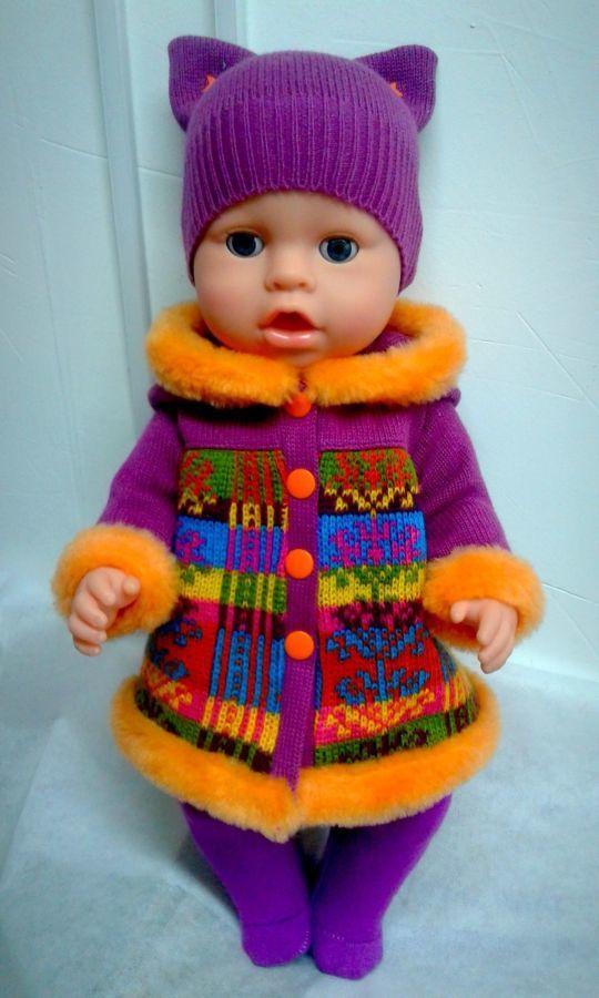 Одежда платье для куклы на куклу пупса Беби Борн Берн Бон Baby Born Од