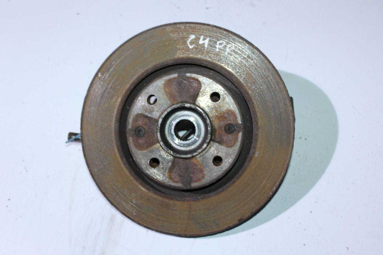 Оригинальная цапфа передняя правая для Citroen C4 I 2004- с разборки