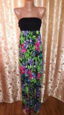 Красивое длинное женское платье, сарафан f&f