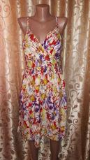 Красивое женское легкое платье, сарафан papaya