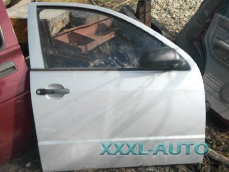 Двері передні праві Skoda Fabia 1999-2007