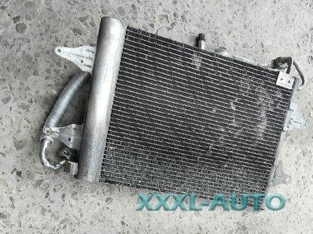 Радіатор кондиціонера Skoda Fabia 1999-2007 1.2