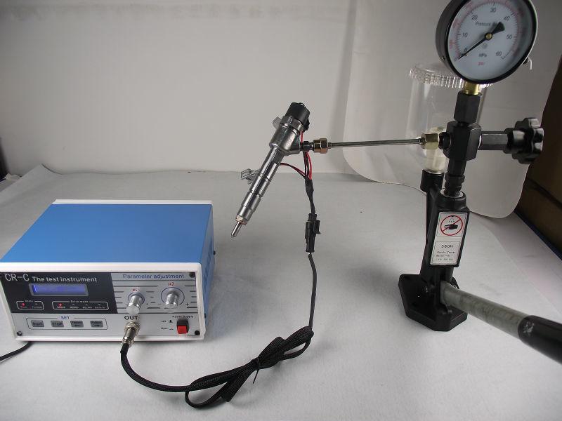 Стенд для прлверки дизельных  cr форсунок cit818 cri100 kw608