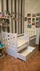 Кровать универсальная, кровать для девочки, кровать для мальчика
