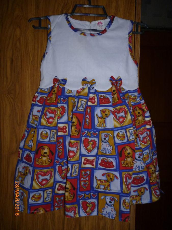 50729e00a01 Платье 4-5 л.  200 грн. - Другое Херсон - объявления на Бесплатка ...