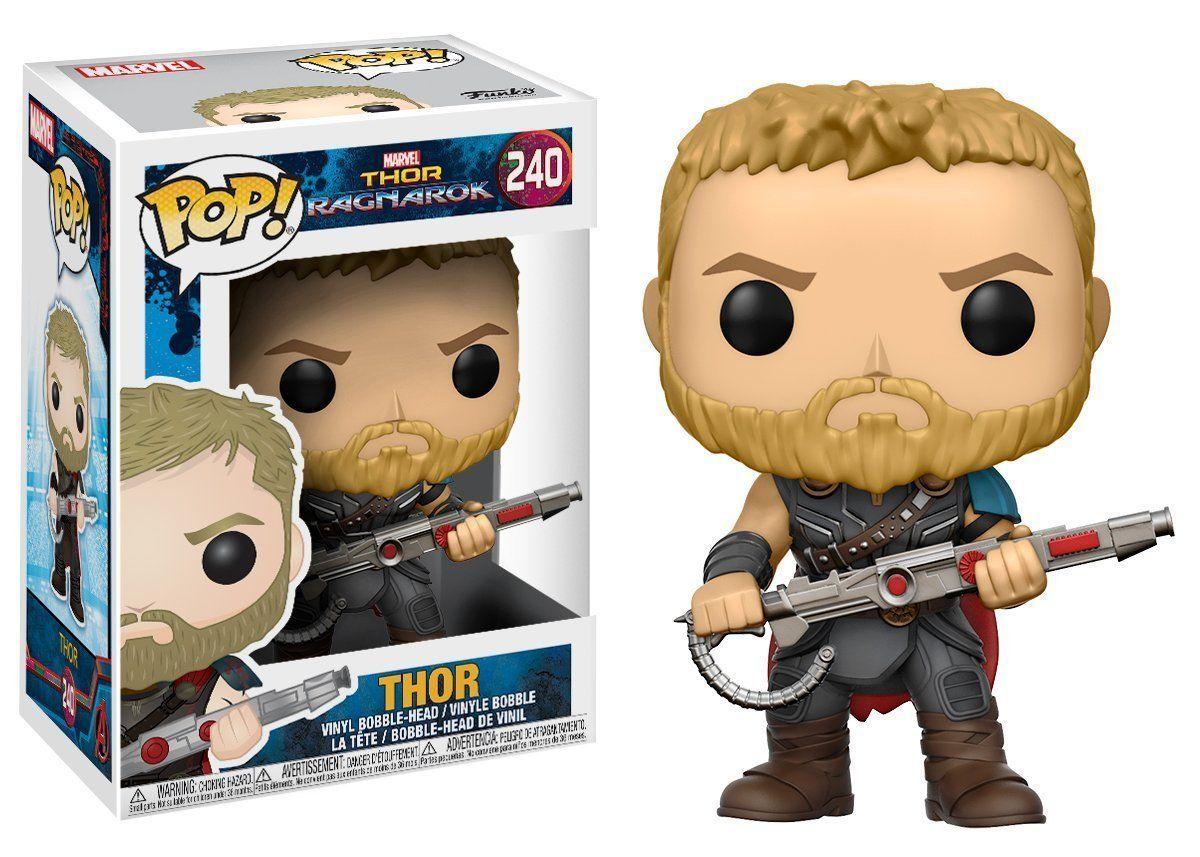 Марвел Тор фигурка Funko Pop Marvel Thor Ragnarok номер 240, оригинал
