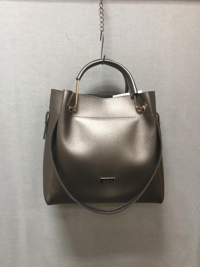 3e78045cad8e стильная женская сумка Voila от Wallaby бронза 600 грн сумки