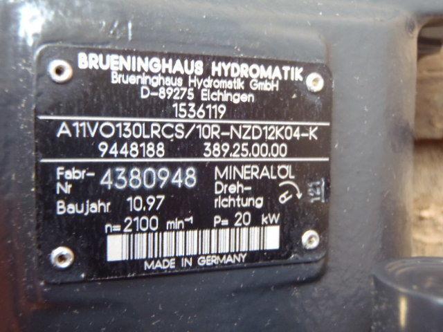 Ремонт гидромоторов Brueninghaus, Ремонт гидронасосов Brueninghaus