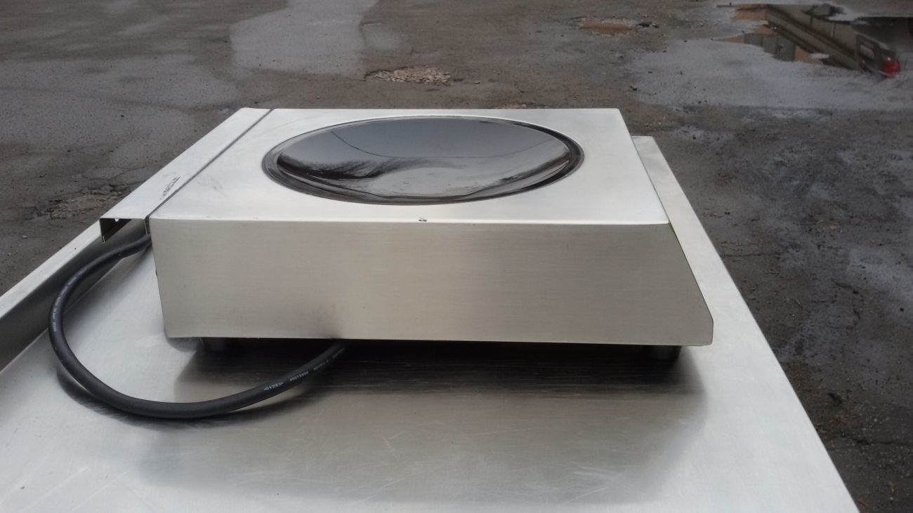 Плита индукционная Wok Bartscher Iw35 (3 месяца)