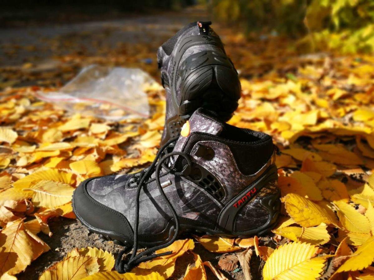 Кросcовки мужские осень-зима качество Merrell
