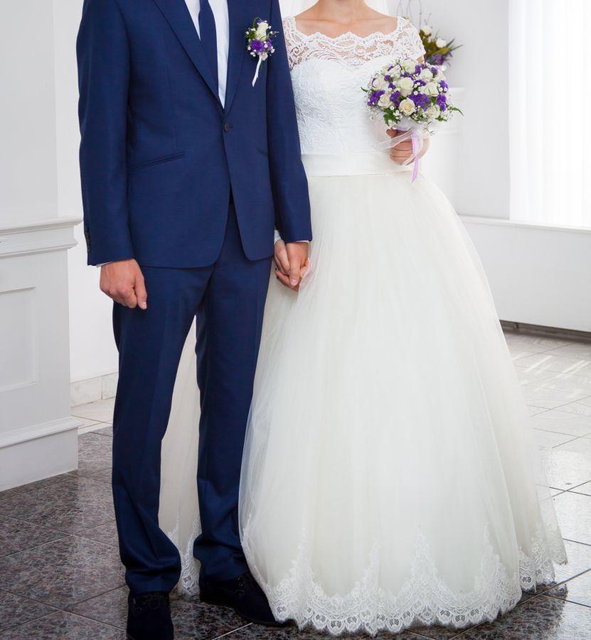 e216024d46d15c Весільна сукня: 2 350 грн. - Весільні сукні Біла Церква - оголошення ...