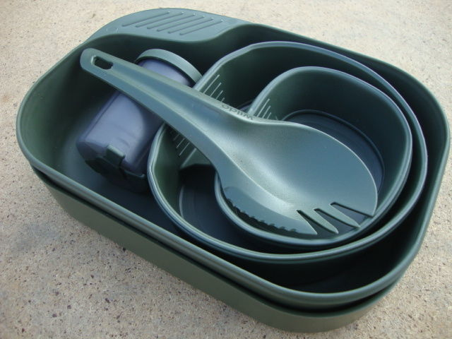 Посуда набор посуды Wildo