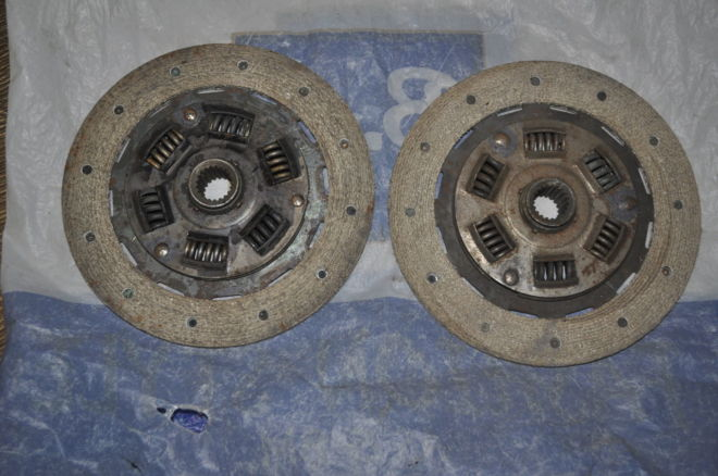 Корзина+диски сцепления ВАЗ-2101