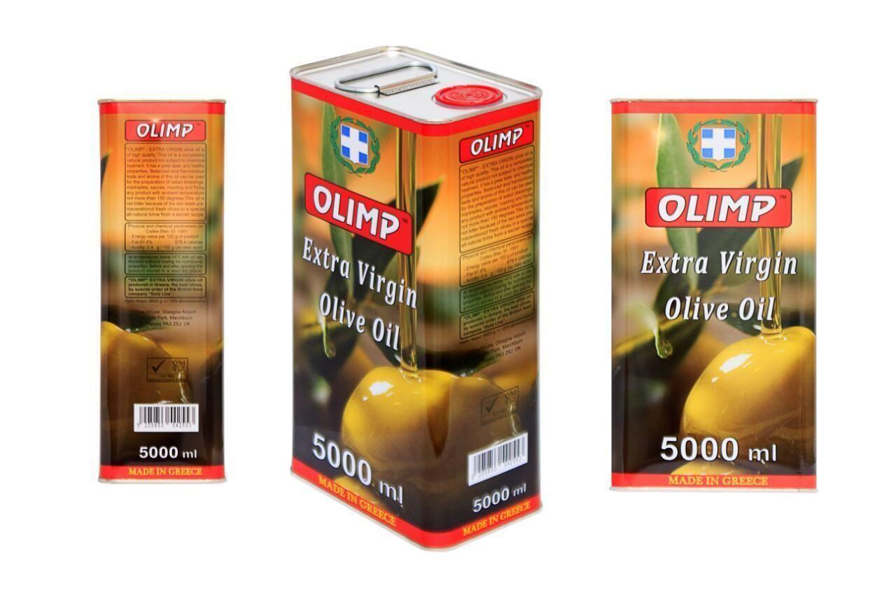 Оливковое масло Италия, Греция, Испания 5л.оптом