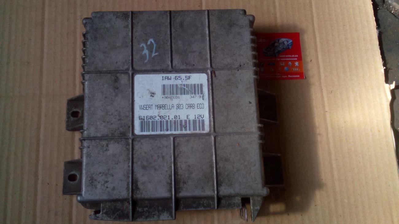 ЭБУ для SEAT, VW, AUDI, IAW G5.SF, IAWG5SF,   0.9 6160202101 E12V