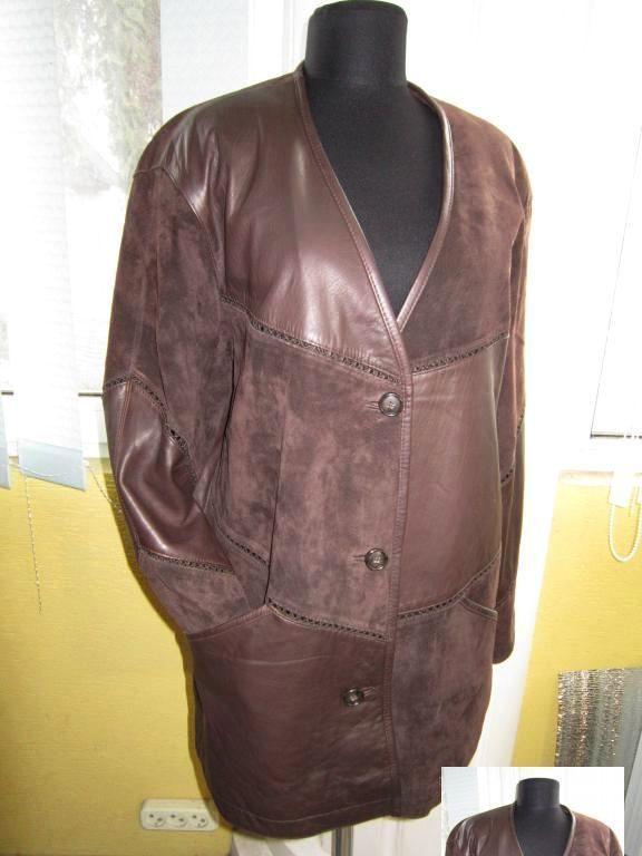 9d5b065352a Купить сейчас - Большая оригинальная женская кожаная куртка-накидка ...