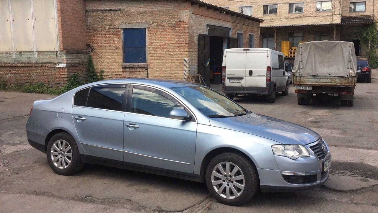 Смотреть Volkswagen Passat B6 видео