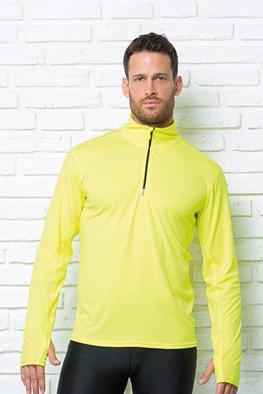 Еластична спортивна чоловіча футболка з круглим вирізом  430 грн ... 9de3563794451