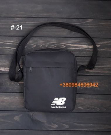 75461292f567 Мужская барсетка Nike Reebok New Balance Сумка через плечо Бананка ОПТ