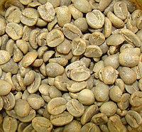 Зеленый кофе в зернах Robusta из Индии