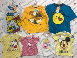 DISNEY из Англии!!! Новая детская одежда оптом опт сток  18 ... 76b34ba72f1