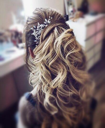 """""""Муза""""-гребінь-заколка-прикраса в волосся-безкоштовна доставка"""