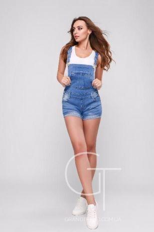 be02d855aafa Новые!!! Джинсовый комбинезон, шорты Freedom jeans  500 грн. - Шорты ...