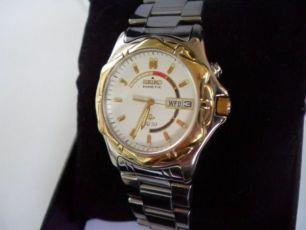 Вечные часы SEIKO Kinetic. Супер, очень красивые и редкие, почти новые