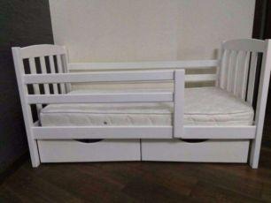 Купить детскую кроватку, дитяче ліжко Каролина купити