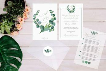 Весільні запрошення / Свадебные пригласительные Свадебные приглашения