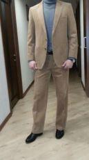 Мужской вельветовый костюм(винтажный)