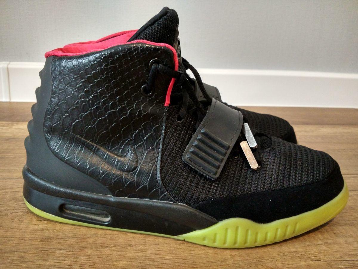 024d7d9a Кроссовки Nike Air Yeezy II (Jordan, Reebok, Adidas, Puma): 599 грн ...