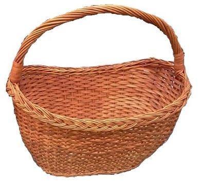 Корзина плетеная из лозы (кошик плетений із лози)