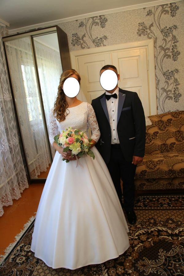 Весільна сукня (плаття)+фата+круг. Б у  6 000 грн. - Інший жіночий ... 736883ce30c7a