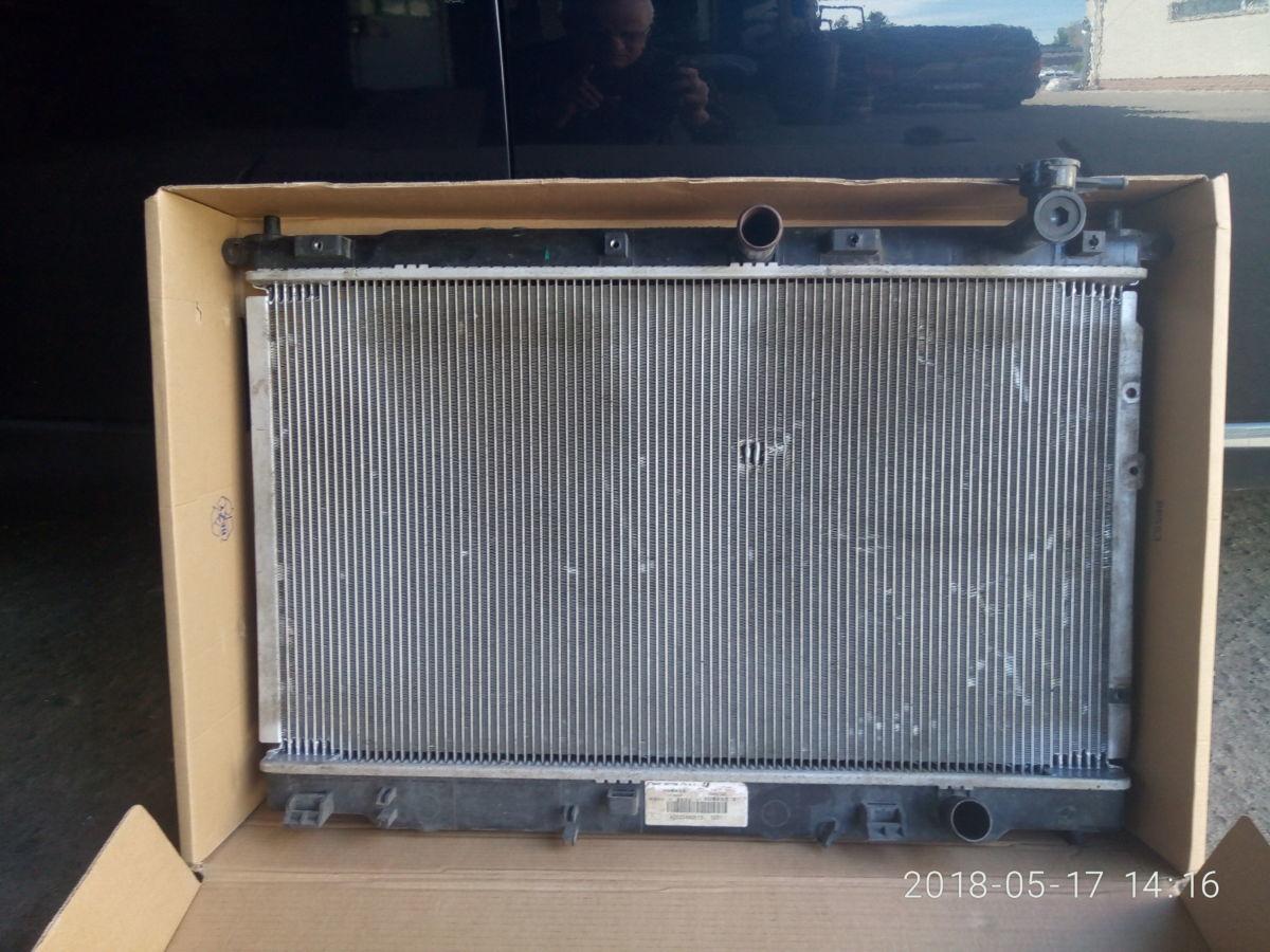 Продам Радиатор на MG 350