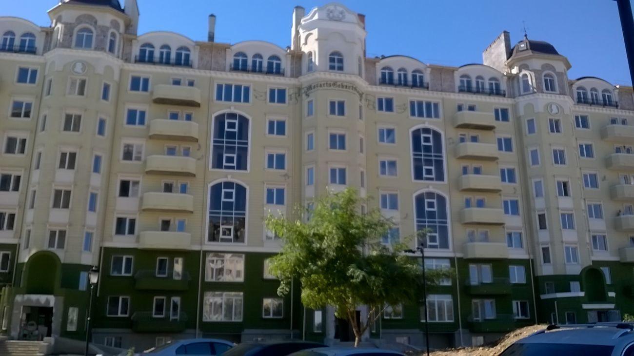 3-х ком квартира в доме VIP класса
