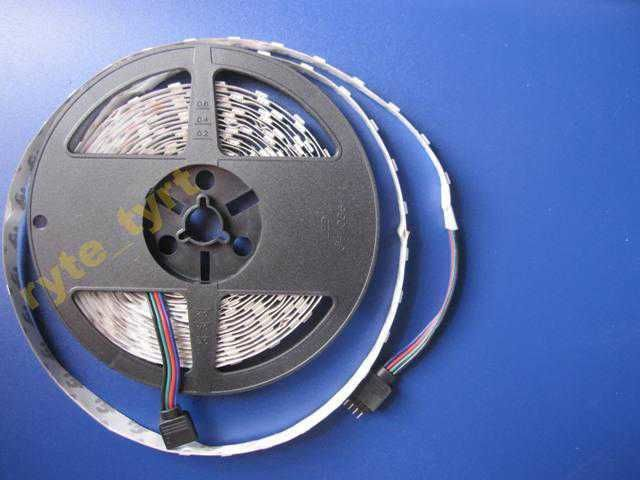 светодиодная лента RGB 5050 (5 метров)