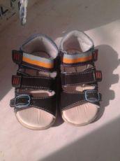 Босоножки сандалии сандали для мальчика bobbi shoes германия оригинал