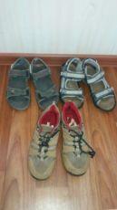 Лот летней обуви для мальчика OUTVENTURE, сандали, босоножки